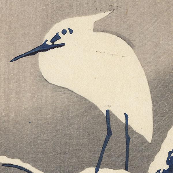 Aizuri-e Tanzaku Prints  by 20th century artist (not translated)