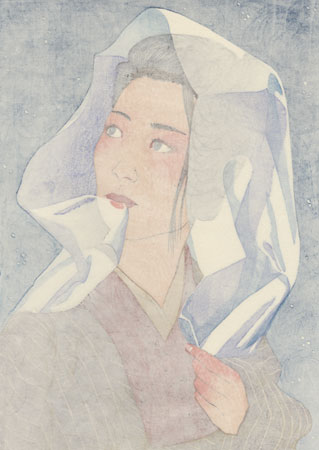 Winter (Fuyu), 2003 by Paul Binnie (born 1967)