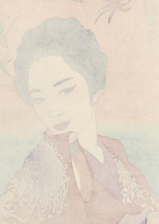 Autumn (Aki), 2004 by Paul Binnie (born 1967)