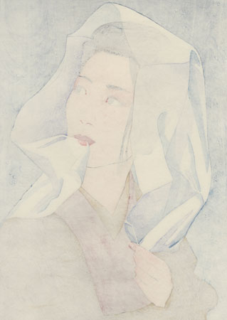 Winter (Fuyu), 2003 by Paul Binnie (born 1967)