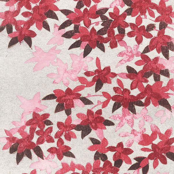 Dogwood 6, 2009 by Hajime Namiki (born 1947)