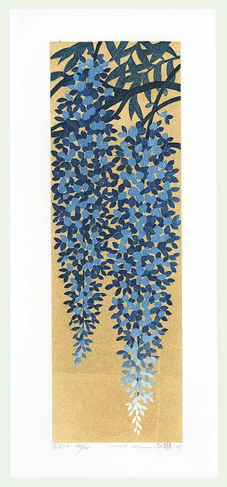Wisteria 1, 2009 by Hajime Namiki (born 1947)
