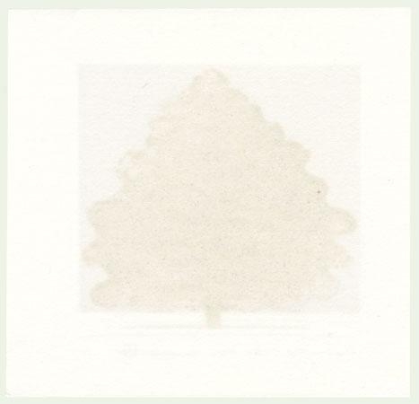 Treescene 134 A, 2008 by Hajime Namiki (born 1947)