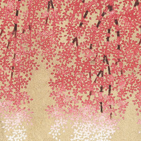 Weeping Cherry 19, 2016 by Hajime Namiki (born 1947)