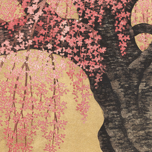 Weeping Cherry 15, 2012 by Hajime Namiki (born 1947)