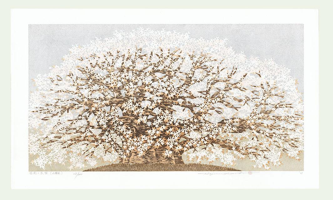 Yoshitaka Sakura, 2001 by Hajime Namiki (born 1947)