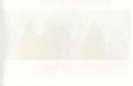 Treescene 141, 2009 by Hajime Namiki (1947 - )