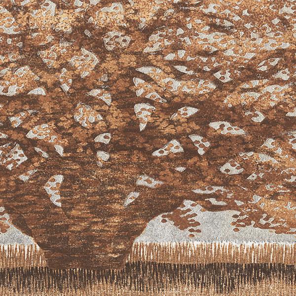Treescene 110 B, 2002 by Hajime Namiki (1947 - )