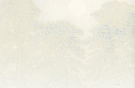 Treescene 100 A, 2000 by Hajime Namiki (born 1947)