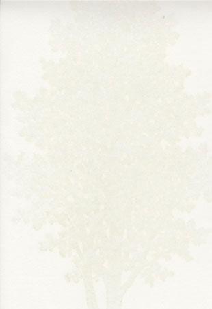 Treescene 130, 2008 by Hajime Namiki (1947 - )