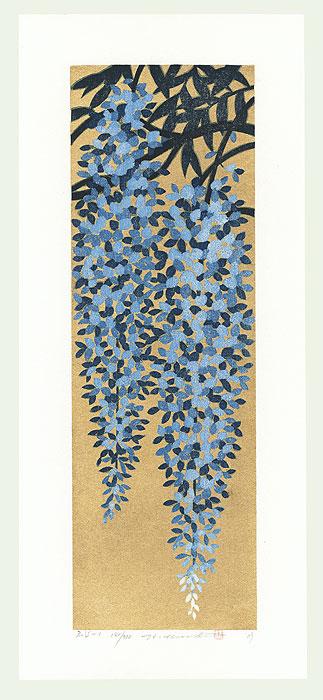 Wisteria 1, 2009 by Hajime Namiki (1947 - )