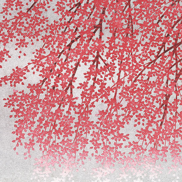 Weeping Cherry 6, 2007 by Hajime Namiki (born 1947)