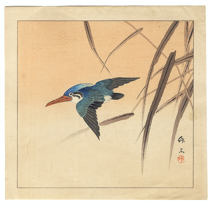 A Clearance Opportunity! Shin-hanga & Modern era Original by Chikuseki (active circa 1900)