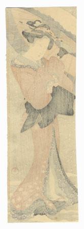 Fine Old Reprint Clearance! A Fuji Arts Value by Shunsen (1762 - circa 1830)