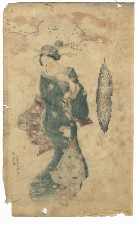 Offered in the Fuji Arts Clearance - only $24.99! by Sadafusa (active 1825 - 1850)