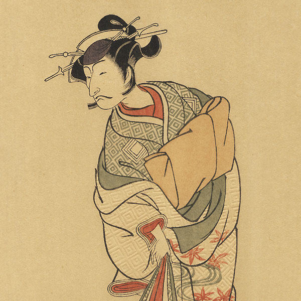 Fine Old Reprint Clearance! A Fuji Arts Value by Shunsho (1726 - 1792)