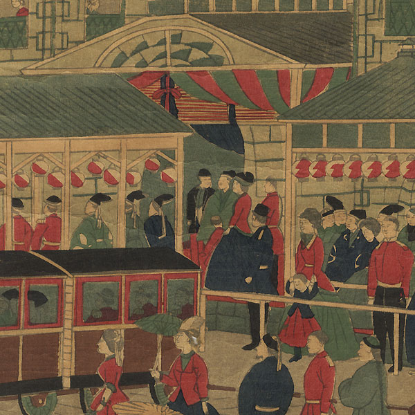 Ultimate Clearance - $14.50! by Hiroshige III (1843 - 1894)