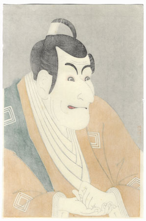 Offered in the Fuji Arts Clearance - only $24.99! by Sharaku (active 1794 - 1795)