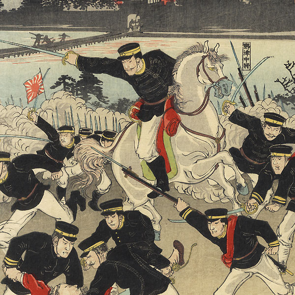 Drastic Price Reduction Moved to Clearance, Act Fast! by Kokunimasa (1874 - 1944)