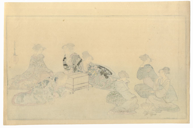 Offered in the Fuji Arts Clearance - only $24.99! by Shunman (1757 - 1820)