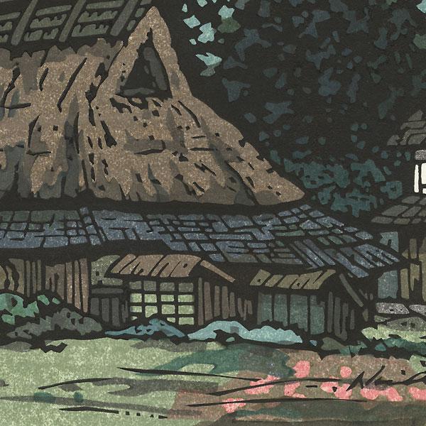 Rakuhoku Village (Rakuhoku no Sato) by Nishijima (born 1945)