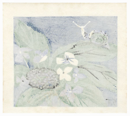 Offered in the Fuji Arts Clearance - only $24.99! by Shiro Takagi (born 1934)