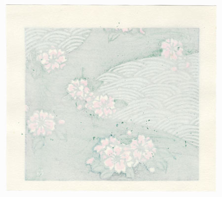 Drastic Price Reduction Moved to Clearance, Act Fast! by Takao Sano (born 1941)