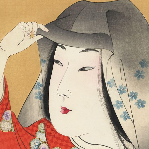 The Keicho Era (1596 - 1615) by Chikanobu (1838 - 1912)