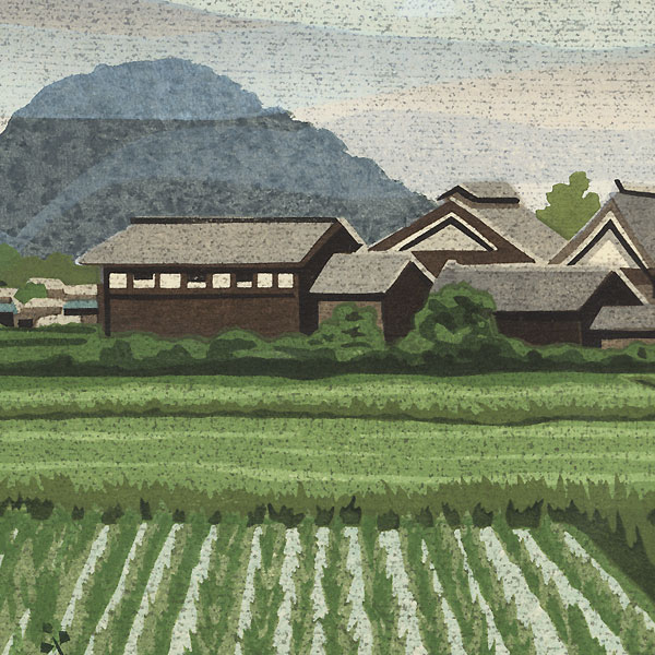 Summer, 1985 by Masao Ido (1945 - 2016)
