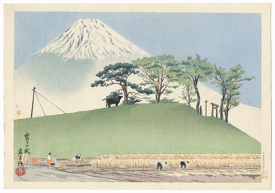 Fall Harvest by Tokuriki (1902 - 1999)