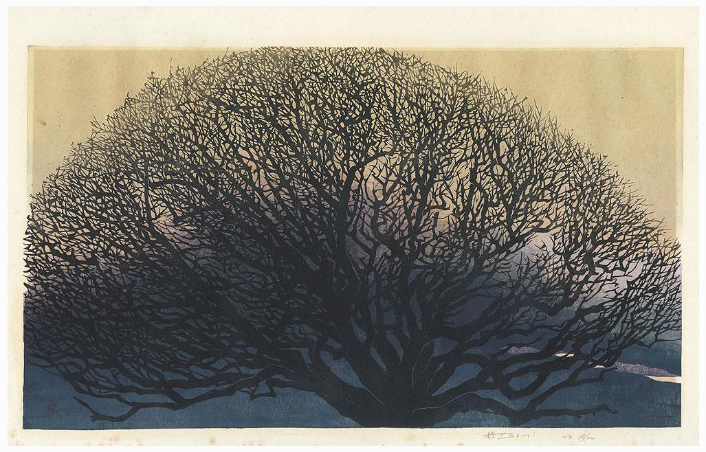Tree by Hiroshi Hosomi