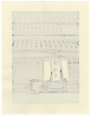 February by Nishijima (born 1945)