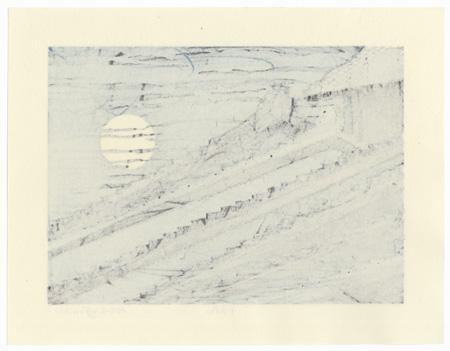 The Sixteenth Night by Nishijima (born 1945)