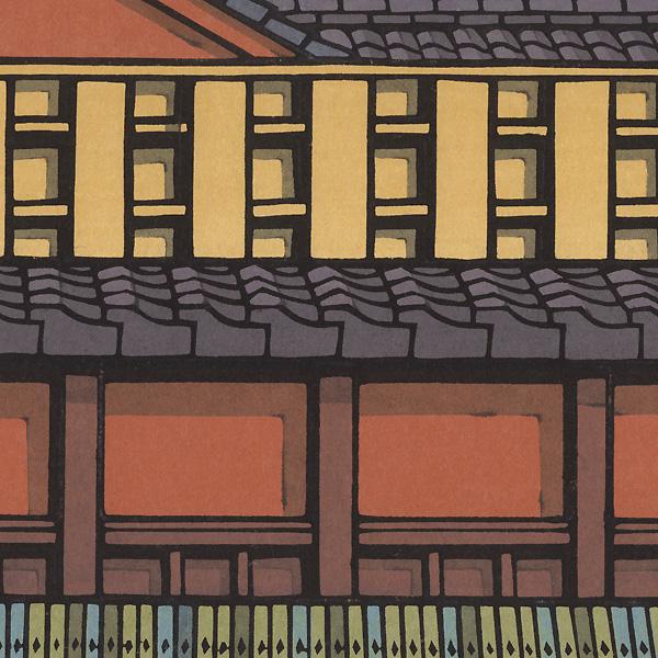 Daytime by Nishijima (born 1945)