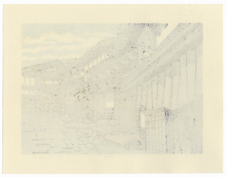 Floating Clouds by Nishijima (born 1945)