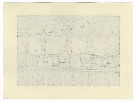 Tanuki by Nishijima (born 1945)