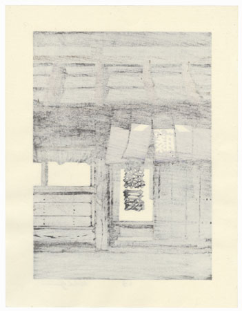 Doorway by Nishijima (born 1945)