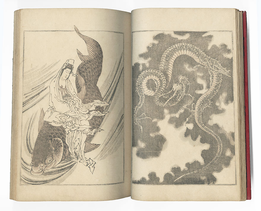 Kansai's Album, Volume 3, 1893 by Ichikawa Kansai
