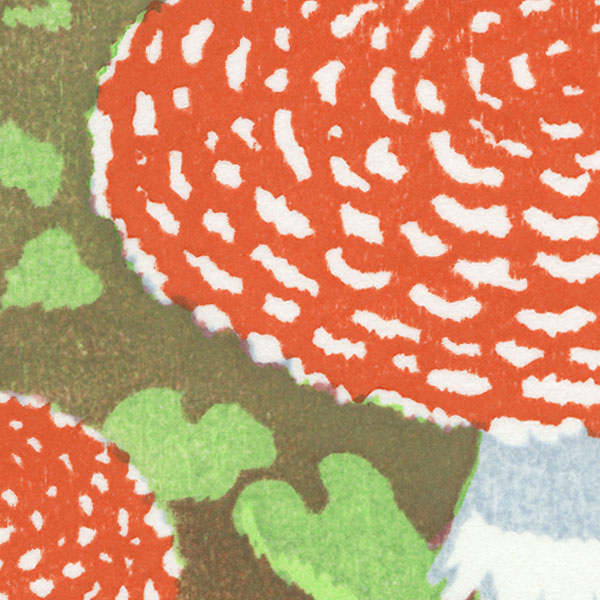 Drastic Price Reduction Moved to Clearance, Act Fast! by Mihoko Kasamatsu (born 1932)