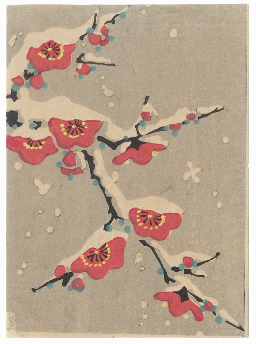 A Clearance Opportunity! Shin-hanga & Modern era Original by Shin-hanga & Modern artist (unsigned)
