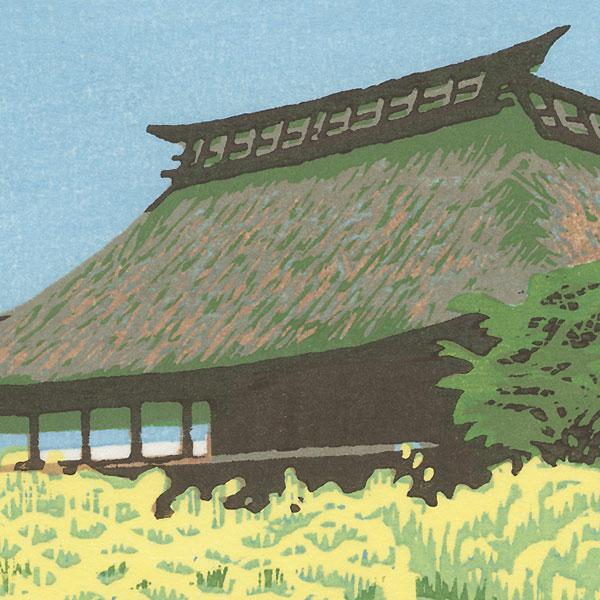Field of Flowers by Koichi Maeda (born 1936)