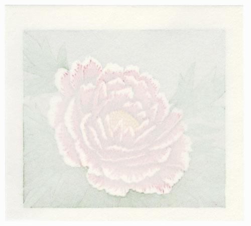 Peony by Mihoko Kasamatsu (born 1932)