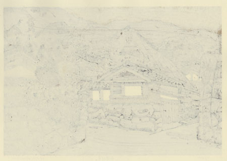 Houses at Sugaura by Nishijima (born 1945)