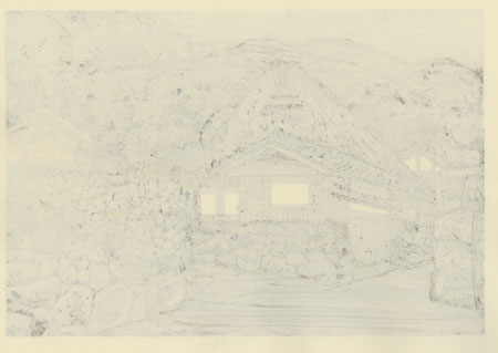 Houses at Sugaura by Nishijima (born 1945)