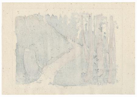Dainichiji, Temple 4 by Hiromitsu Nakazawa (1874 - 1964)