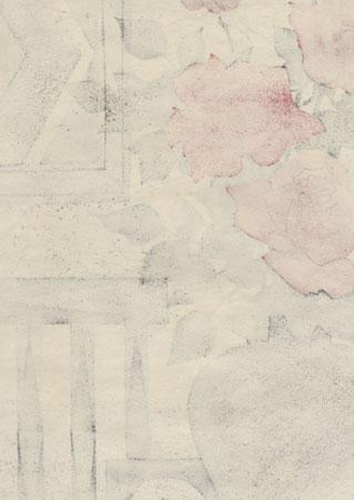 Roses D, 1978 by Fumio Fujita (born 1933)