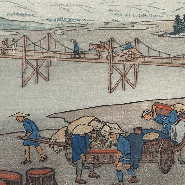 Iwabuchi, 1916 by Charles William Bartlett (1860 - 1940)