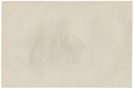 Nue by Tsukioka Kogyo (1869 - 1927)