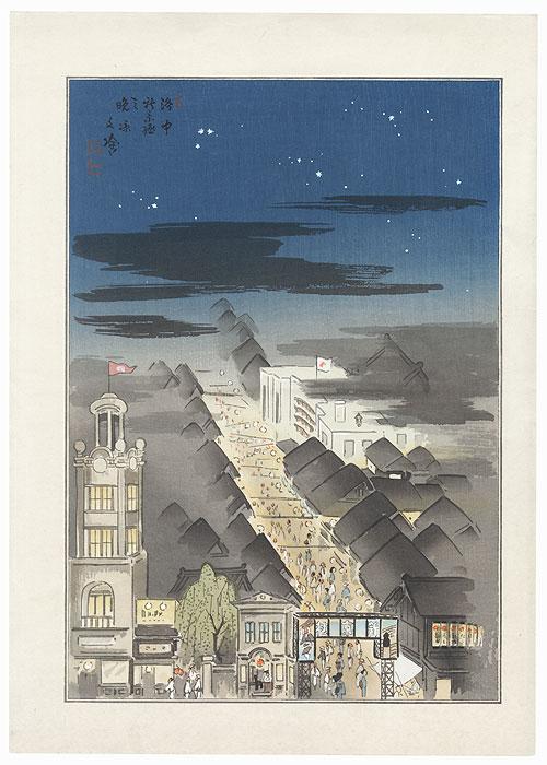 Shin KyogokuShin Kyogoku by Buntou Hayashi (1882 - 1966)