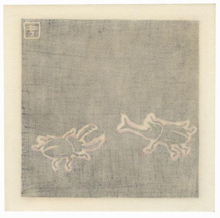 Beetles by Kikuo Gosho (born 1943)